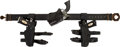 "Movie/TV Memorabilia:Props, A Prop Gun Rig from ""The Expendables 2""..."