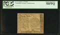 Colonial Notes:Continental Congress Issues, Continental Currency April 11, 1778 $20 PCGS Choice About New58PPQ.. ...