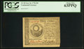 Colonial Notes:Continental Congress Issues, Continental Currency September 26, 1778 $30 PCGS Choice New 63PPQ.....