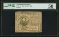 Colonial Notes:Continental Congress Issues, Continental Currency July 22, 1776 $30 PMG About Uncirculated 50.. ...