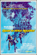 "Movie Posters:Fantasy, Escape to Witch Mountain & Others Lot (Buena Vista, 1975). OneSheets (3) (27"" X 41"") Flat Folded. Fantasy.. ... (Total: 3 Items)"