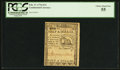 Colonial Notes:Continental Congress Issues, Continental Currency February 17, 1776 $1/2 PCGS Choice About New 55.. ...