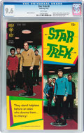 Bronze Age (1970-1979):Science Fiction, Star Trek #8 (Gold Key, 1970) CGC NM+ 9.6 White pages....