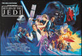 "Movie Posters:Science Fiction, Return of the Jedi (20th Century Fox, 1983). British Quad (27.25"" X40"") Style A. Science Fiction.. ..."
