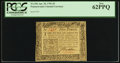 Colonial Notes:Pennsylvania, Pennsylvania April 20, 1781 £5 PCGS New 62PPQ.. ...