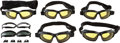 "Movie/TV Memorabilia:Props, Five Pairs of Night Goggles from ""The Expendables.""..."