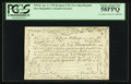 Colonial Notes:New Hampshire, Cohen Reprint New Hampshire April 3, 1755 Redated June 1, 1756 15sPCGS Apparent Choice About New 58PPQ.. ...