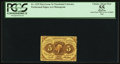 Fractional Currency:First Issue, Fr. 1229 5¢ First Issue PCGS Apparent Choice About New 55.. ...