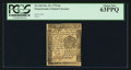 Colonial Notes:Pennsylvania, Pennsylvania October 25, 1775 6d PCGS Choice New 63PPQ.. ...
