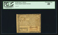Colonial Notes:Rhode Island, Fully Signed Rhode Island July 2, 1780 $5 PCGS Extremely Fine 40.....