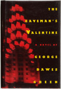 Books:Mystery & Detective Fiction, George Dawes Green. SIGNED. The Caveman's Valentine. [NewYork:] Warner Books, [1994]. First edition. ...