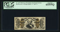 Fractional Currency:Third Issue, Fr. 1325 50¢ Third Issue Spinner PCGS Gem New 65PPQ.. ...