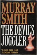 Books:Mystery & Detective Fiction, Murray Smith. The Devil's Juggler. London: Michael Smith,[1993]. First edition. ...