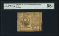 Colonial Notes:Continental Congress Issues, Continental Currency May 10, 1775 $30 PMG Choice About Unc 58 EPQ.....