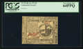 Colonial Notes:Continental Congress Issues, Continental Currency July 22, 1776 $2 PCGS Very Choice New 64PPQ.. ...