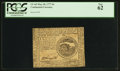 Colonial Notes:Continental Congress Issues, Continental Currency May 20, 1777 $4 PCGS New 62.. ...