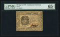 Colonial Notes:Continental Congress Issues, Continental Currency May 9, 1776 $7 PMG Gem Uncirculated 65 EPQ.. ...