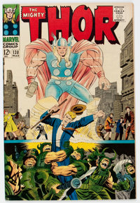Thor #138 (Marvel, 1967) Condition: VF/NM