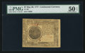 Colonial Notes:Continental Congress Issues, Continental Currency May 20, 1777 $7 PMG About Uncirculated 50EPQ.. ...