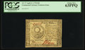Colonial Notes:Continental Congress Issues, Continental Currency April 11, 1778 $30 PCGS Choice New 63PPQ.. ...