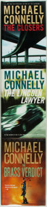 Books:Mystery & Detective Fiction, Michael Connelly. Trio of SIGNED Titles. Boston: Little, Brown and Company, [various dates].... (Total: 3 Items)