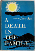 Books:Fiction, James Agee. A Death in the Family. New York: McDowell,Obolensky, [1957]. First edition, first issue. ...