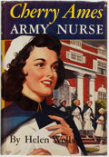 Books:Children's Books, Helen Wells. Cherry Ames Army Nurse. New York: Grosset &Dunlap, [1944]. Later printing. ...