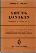 Books:Literature 1900-up, [Featured Lot]. James T. Farrell. Young Lonigan. A Boyhood inChicago Streets. New York: Vanguard Press, 1932. First...