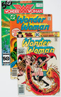 Bronze Age (1970-1979):Superhero, Wonder Woman Box Lot (DC, 1970s-90s) Condition: Average NM-....(Total: 2 Box Lots)