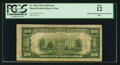 Error Notes:Miscellaneous Errors, Fr. 2305 $20 1934A Hawaii Federal Reserve Note. PCGS Fine 12.. ...