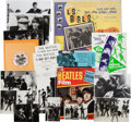 Music Memorabilia:Memorabilia, Beatles - A Group Of International A Hard Day's Night Items(UK, US, France, and Spain 1964)....