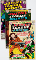 Silver Age (1956-1969):Superhero, Justice League of America Group of 15 (DC, 1965-68).... (Total: 15 Comic Books)