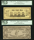 Obsoletes By State:Oregon, Oregon Advertising Notes Two Examples.. ... (Total: 2 notes)