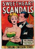 Golden Age (1938-1955):Romance, Fox Giants - Sweetheart Scandals #nn (Fox Features Syndicate, 1950) Condition: GD/VG....