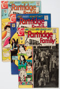 Bronze Age (1970-1979):Miscellaneous, Partridge Family Group of 7 (Charlton, 1971-73) Condition: AverageFN.... (Total: 7 Comic Books)