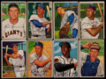 Baseball Cards:Lots, 1952 Bowman Baseball Collection (246) With 14 High Numbers....