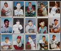 Baseball Cards:Lots, 1978 TCMA Baseball The 1960's Signed Cards Collection (145)....