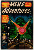 Golden Age (1938-1955):Horror, Men's Adventures #21 (Atlas, 1953) Condition: GD/VG....