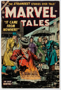 Golden Age (1938-1955):Horror, Marvel Tales #126 (Atlas, 1954) Condition: FN-....