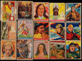 Non-Sport Cards:Lots, 1930's Non-Sports Cards Collection (125) - With Cards From Over 15 Different Sets. ...