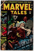 Golden Age (1938-1955):Horror, Marvel Tales #120 (Atlas, 1954) Condition: VG....