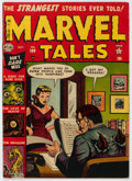 Golden Age (1938-1955):Horror, Marvel Tales #109 (Atlas, 1952) Condition: VG....