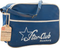 Music Memorabilia:Memorabilia, A Vintage Star-Club Hamburg Flight Bag, (Germany, 1960s).. ...