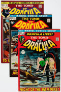 Bronze Age (1970-1979):Horror, Tomb of Dracula Near-Complete Series Group of 69 (Marvel, 1972-79)Condition: VF except as noted.... (Total: 69 Comic Books)