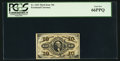 Fractional Currency:Third Issue, Fr. 1252 10¢ Third Issue PCGS Gem New 66PPQ.. ...
