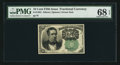 Fractional Currency:Fifth Issue, Fr. 1264 10¢ Fifth Issue PMG Superb Gem Unc 68 EPQ.. ...