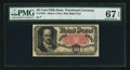 Fractional Currency:Fifth Issue, Fr. 1381 50¢ Fifth Issue PMG Superb Gem Unc 67 EPQ.. ...