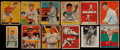 Baseball Cards:Lots, 1910 T206, 1933 - 1936 Goudey, National Chicle Plus Others BaseballCollection (25). ...