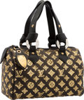 "Luxury Accessories:Bags, Louis Vuitton Limited Edition Sequin & Classic Monogram CanvasEclipse Speedy 30 Bag . Very Good Condition . 10.5""Wid..."