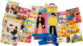 Music Memorabilia:Memorabilia, A Large Collection of Beatles Yellow Submarine Memorabilia(1968 and later)....